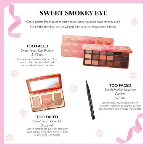 Sweet smokey eye